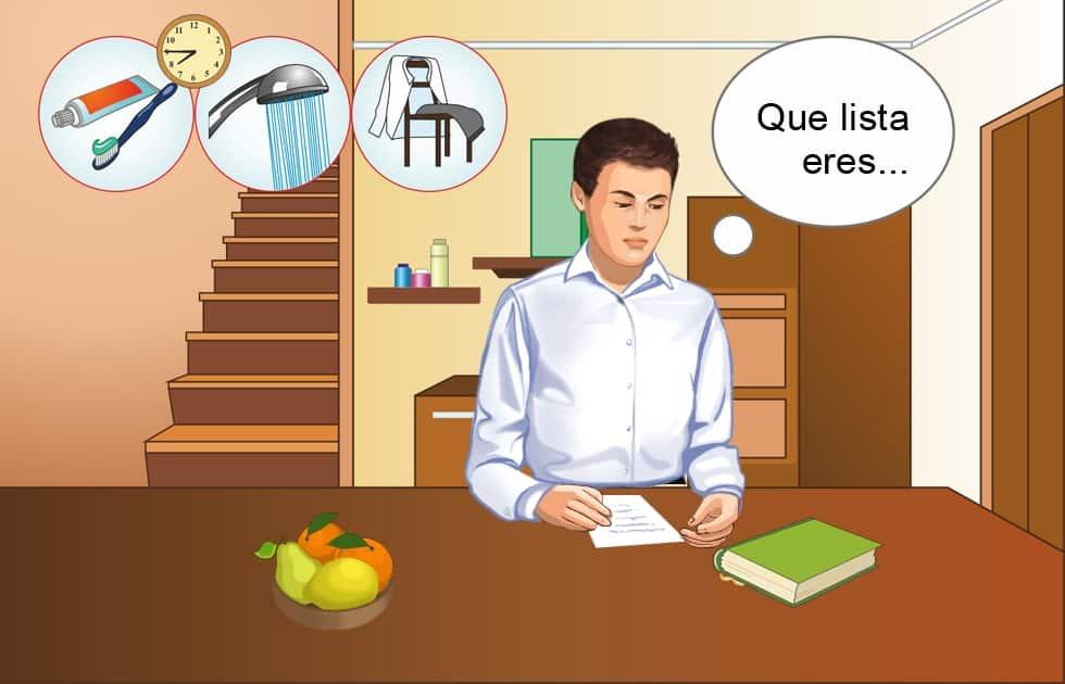 Fliessend Spanisch sprechen