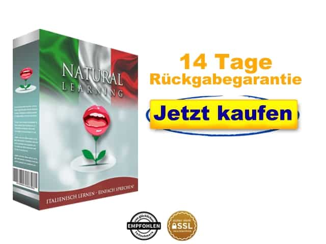 Italienischkurs online kaufen