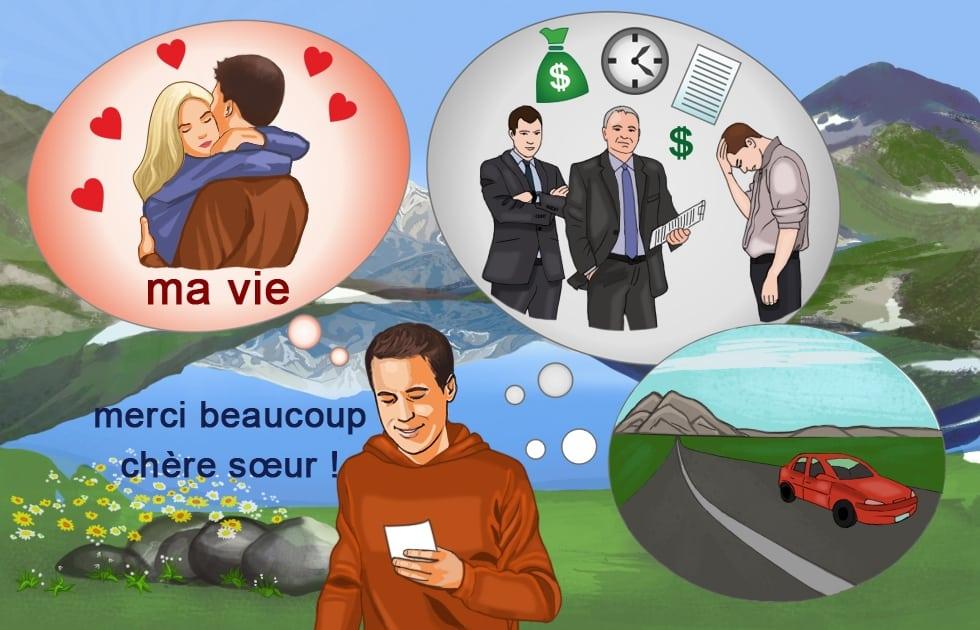 Besser Französisch lernen: Mardi - Dienstag - Wochentage