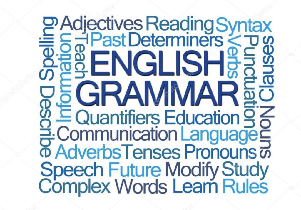 Englische Grammatik einfach üben
